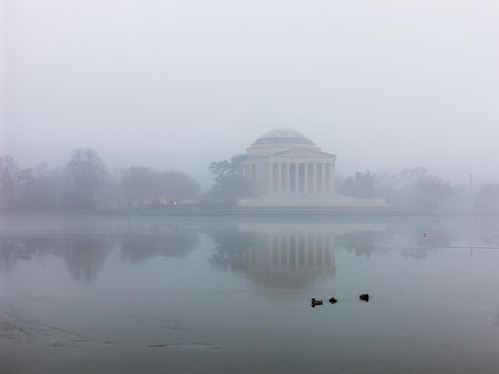 Jefferson Memorial by TimothyHyde in Regular Member Gallery