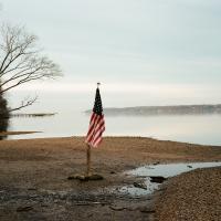 Flag on the Potomac, 2020