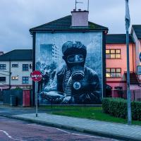Bogside At Daybreak, Derry by TimothyHyde in Regular Member Gallery