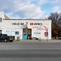 Tiger Bowl, Tekamah, Nebraska by TimothyHyde in TimothyHyde