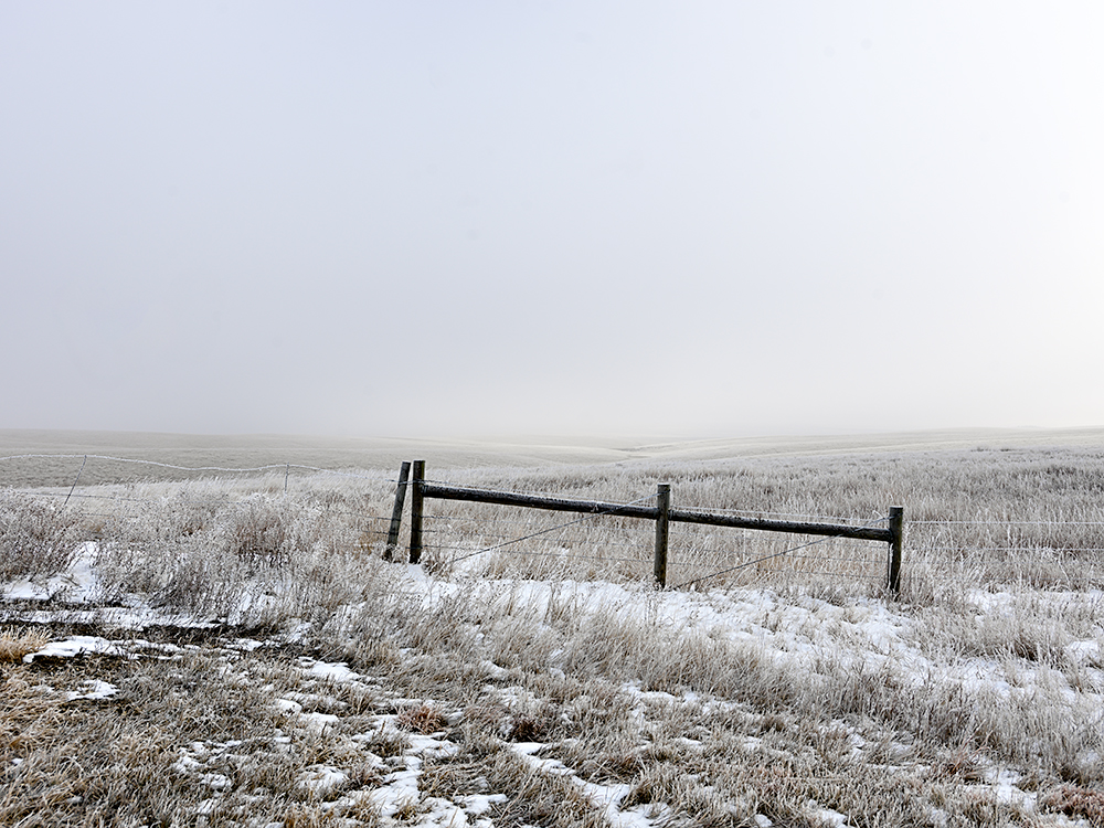 Cold Morning On The Great Plains, December 2010 by TimothyHyde in TimothyHyde