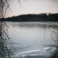 Potomac Ice by TimothyHyde