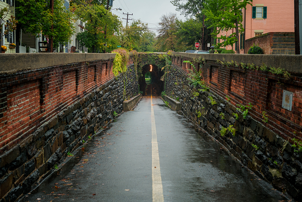 Wilkes Street Tunnel On A Rainy Afternoon by TimothyHyde in Regular Member Gallery