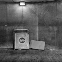 Metro Entrance, Downtown Washington, Dc by TimothyHyde