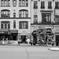 Connecticut Avenue, Washington, Dc by TimothyHyde