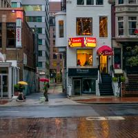 Wet Start To The Day In Dc by TimothyHyde