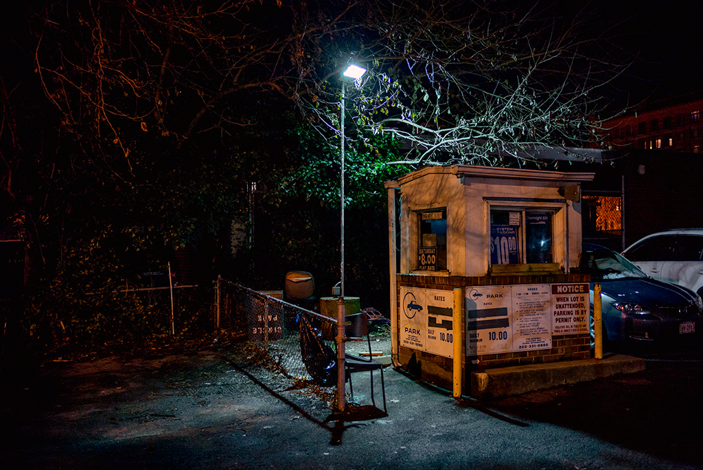 Parking Booth by TimothyHyde in Regular Member Gallery