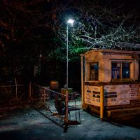 Parking Booth by TimothyHyde
