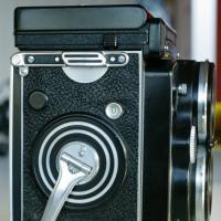Rolleiflex 2.8f Side by cep