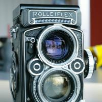Rolleiflex 2.8f Front B by cep