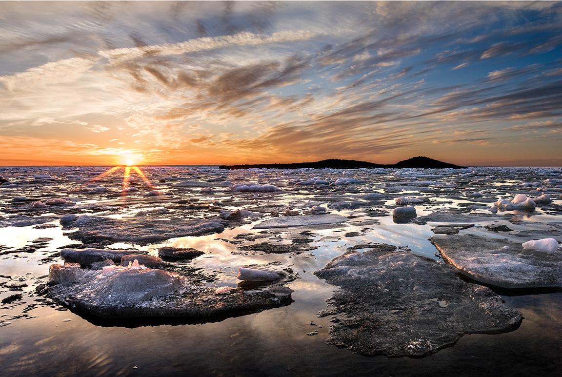 Ice and sun by tsjanik in Regular Member Gallery