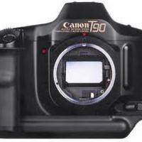 Canon T90 by Googaliser